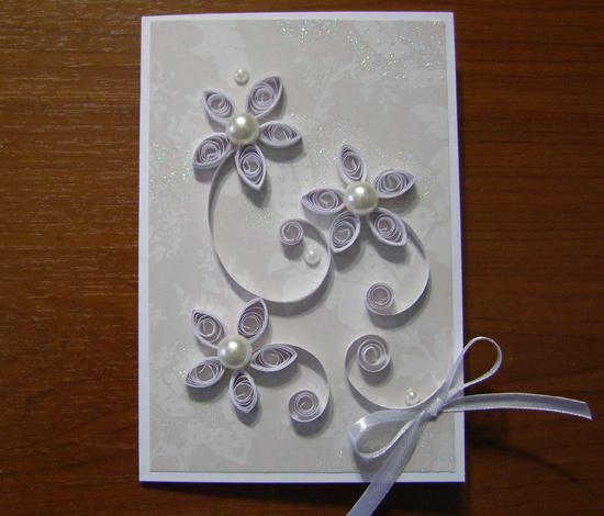 Мастер класс открытка своими руками на свадьбу