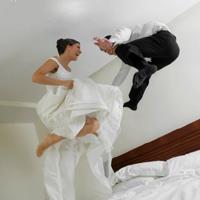 фото брачной ночи до и после