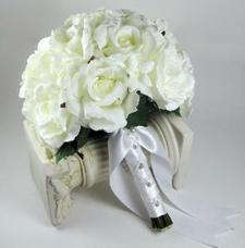 Цвет свадебного букета для невесты / Цветы на свадьбу