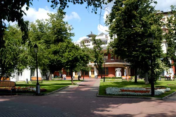 Пушкинская, Тверская