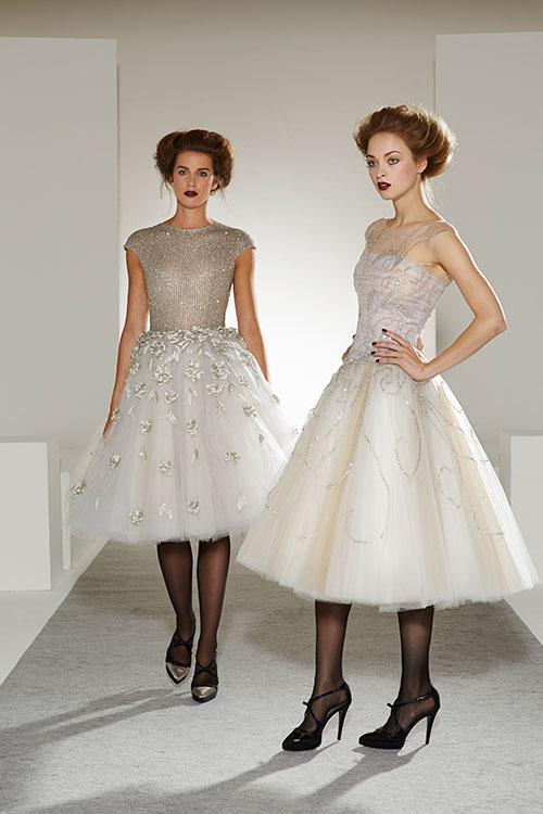 Свадебные платья 2014 - основные тренды свадебной моды