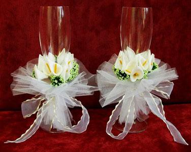 Цветы для свадьбы своими руками