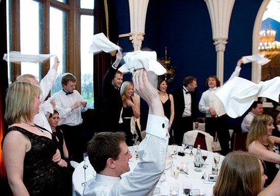 Конкурсы и развлечения на свадьбах 170