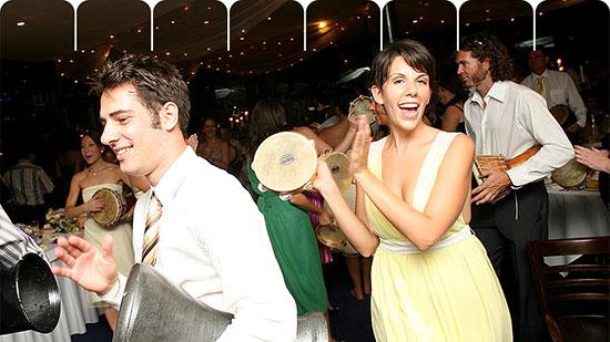 Смешные и весёлые конкурсы на свадьбу
