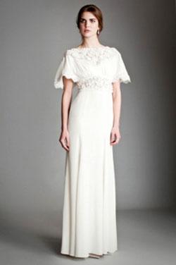 фото: Стиль ретро по-прежнему в моде. Свадебные платья 2014 в стиле ретро