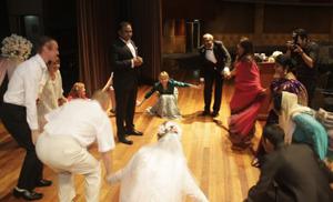 Оригинальные конкурсы на свадьбу