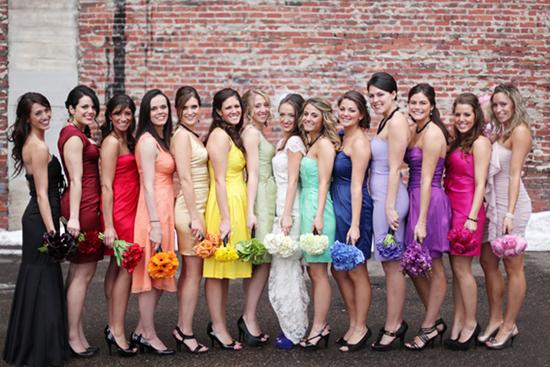 Какое платье одеть на свадьбу в сентябре