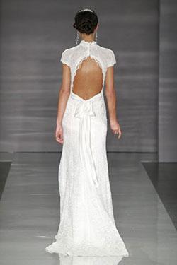 Свадебные платья 2014 - основные тренды свадебной моды / Свадебные