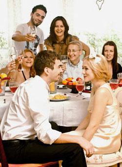 Как провести свадьбу дома. Как украсить квартиру к свадьбе?