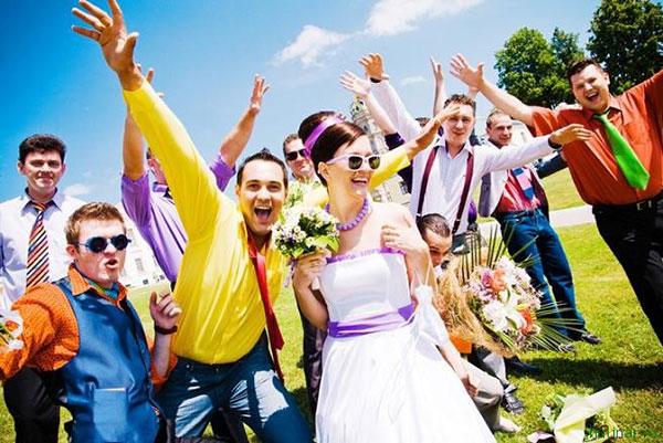 Смешные конкурсы на 2 день свадьбы