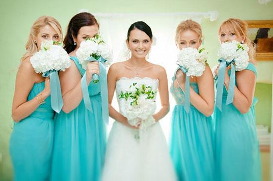 """tiffani-17 Свадьба в стиле """"Тиффани"""": Роскошь, утонченность, изящное сочетание цветов"""