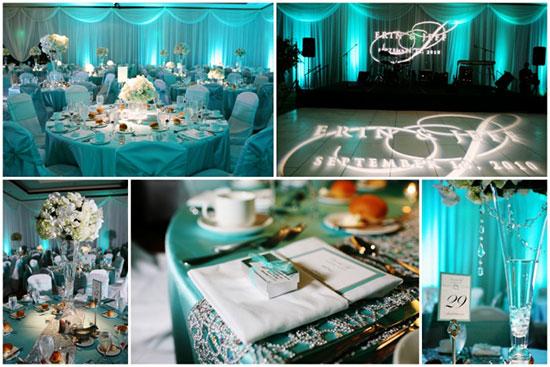 Идеи для украшения свадебного зала