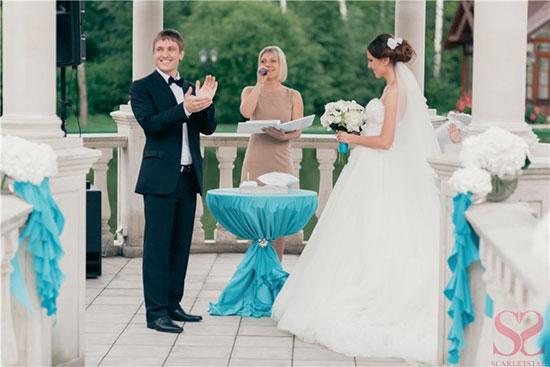 """tiffani-27 Свадьба в стиле """"Тиффани"""": Роскошь, утонченность, изящное сочетание цветов"""