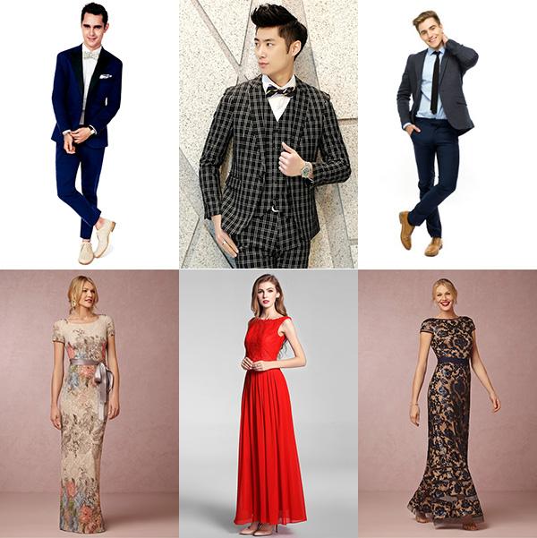 6fd3ff42c Как одеться на свадьбу: рекомендации что надевать мужчине, женщине ...