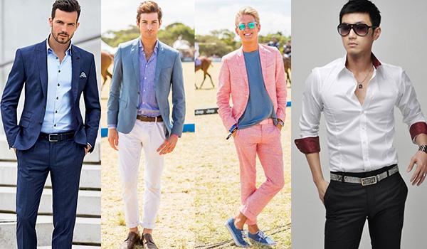 Как одеться мужчине на свадьбу летом гостям фото