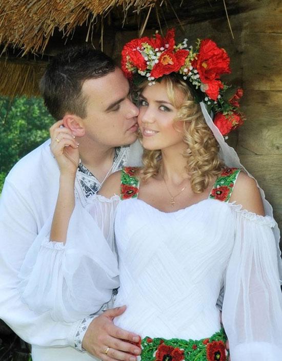 Свадьба в украинском стиле фото 1