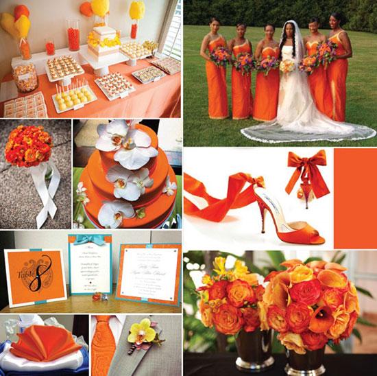 Какой цвет подойдет для свадьбы