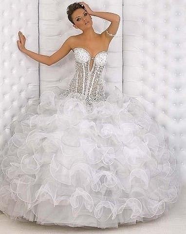 Как наладить пошив свадебных платьев