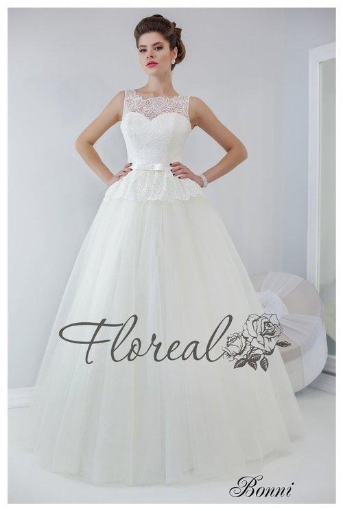 80556aebe7d Bonni (Floreal) от компании Свадебный салон Невеста 100%. 2891