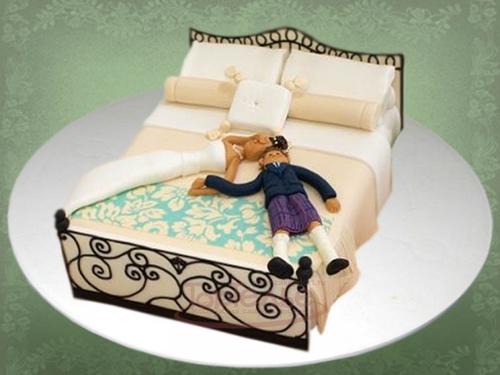 Пожелания про кровать для молодых