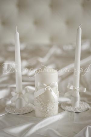 Свечи домашний очаг набор