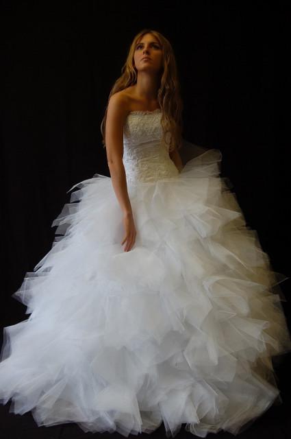 Продам новое пышное свадебное платье